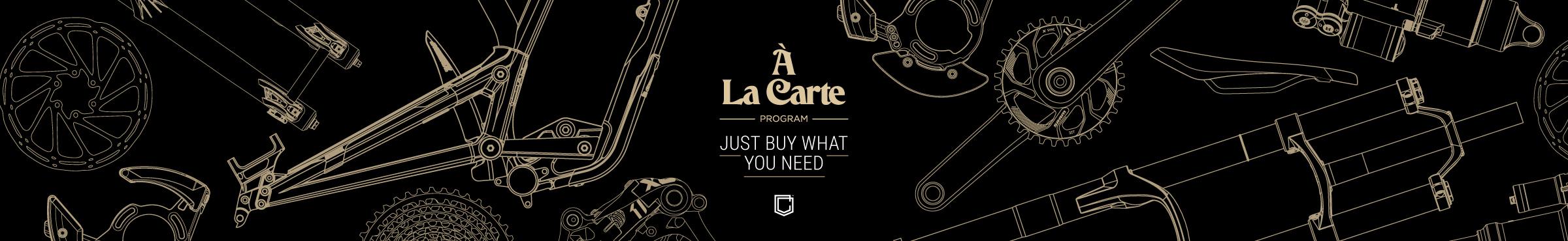 Программа A La Carte от Commencal